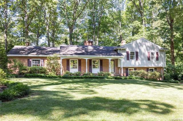 7706 Yarmouth Drive, North Chesterfield, VA 23225 (MLS #2118253) :: EXIT First Realty