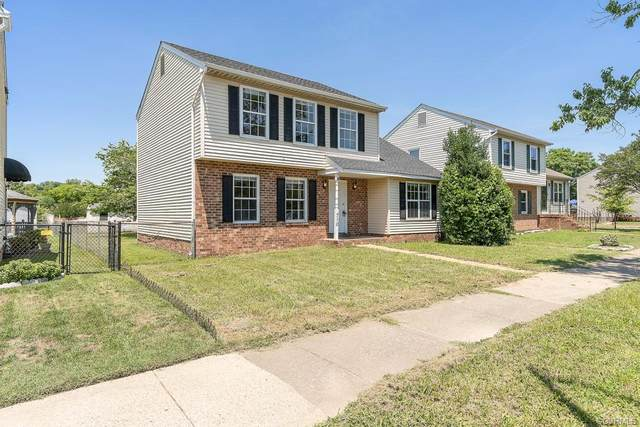 710 Admiral Gravely Boulevard, Richmond, VA 23231 (MLS #2118260) :: EXIT First Realty