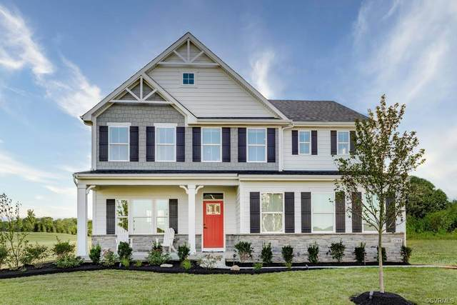 9016 Airwell Court Court, Mechanicsville, VA 23116 (MLS #2118262) :: Village Concepts Realty Group
