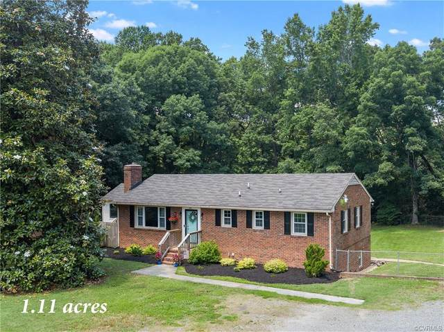 204 Woodview Drive, Sandston, VA 23150 (MLS #2118270) :: EXIT First Realty