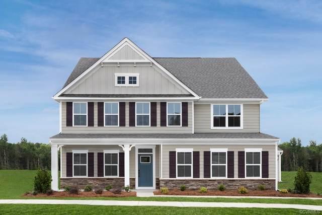 9339 Janeway Drive, Mechanicsville, VA 23116 (MLS #2118277) :: Village Concepts Realty Group