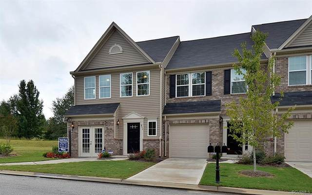 4022 Grove Point Drive K-E, Richmond, VA 23223 (MLS #2118328) :: EXIT First Realty