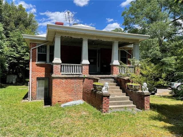 8524 Chester Road, Richmond, VA 23237 (MLS #2118333) :: Village Concepts Realty Group
