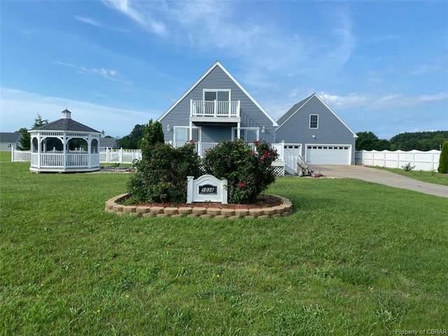 1038 Sandy Beach Road, Heathsville, VA 22473 (MLS #2118338) :: Treehouse Realty VA