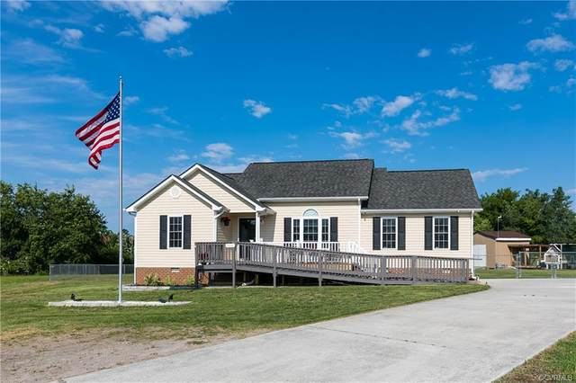 4904 Courtney Court, North Dinwiddie, VA 23803 (MLS #2118353) :: Treehouse Realty VA