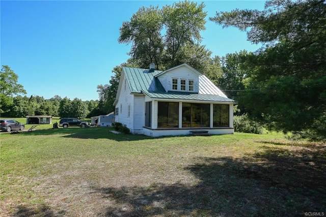2924 Newtown Road, St Stephens Church, VA 23148 (MLS #2118379) :: Treehouse Realty VA