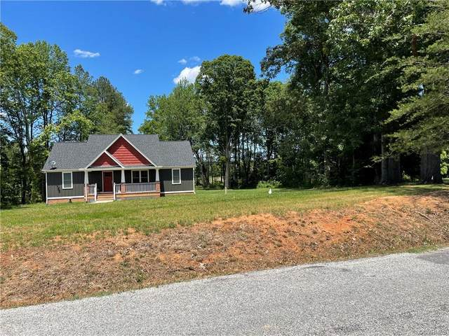 5420 Old Columbia Road, Goochland, VA 23063 (MLS #2118384) :: EXIT First Realty