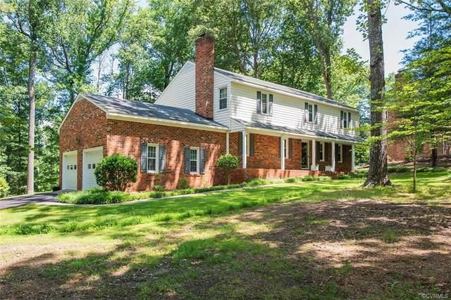 11530 Edenberry Drive, North Chesterfield, VA 23236 (MLS #2118404) :: Small & Associates