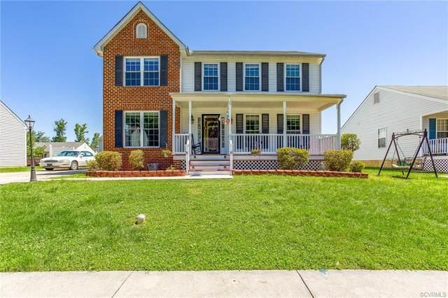 5008 Fernbrook Place, Richmond, VA 23224 (MLS #2118409) :: Small & Associates
