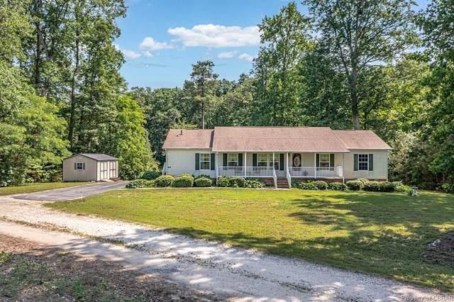 45 Forest Haven Lane, Reedville, VA 22539 (MLS #2118423) :: Treehouse Realty VA