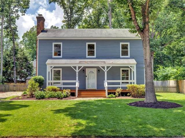 2106 Esquire Road, North Chesterfield, VA 23235 (MLS #2118431) :: Treehouse Realty VA