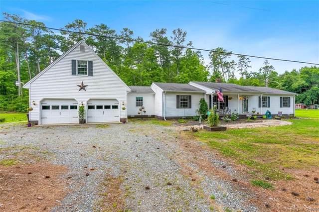 281 Borum Creek Road, Susan, VA 23163 (MLS #2118443) :: Small & Associates
