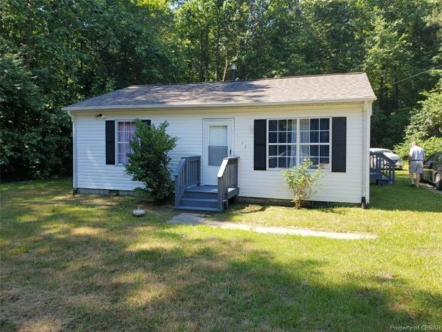 9932 Forest Grove Drive, Gloucester, VA 23061 (MLS #2118450) :: EXIT First Realty