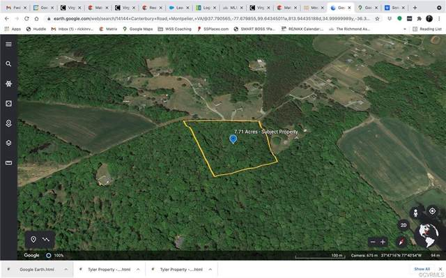 14144 Canterbury Road, Montpelier, VA 23192 (MLS #2118481) :: EXIT First Realty