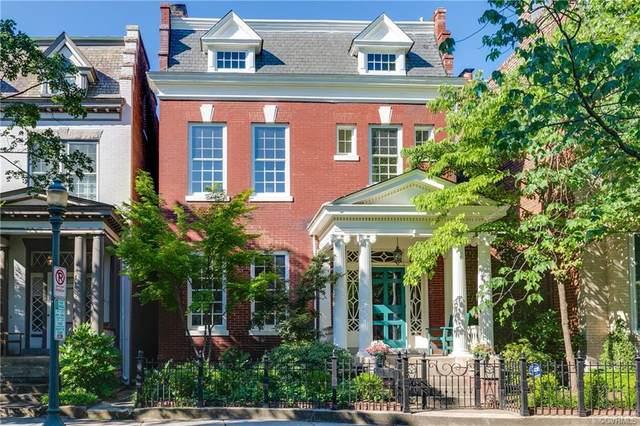 1711 Park Avenue, Richmond, VA 23220 (#2118483) :: The Bell Tower Real Estate Team