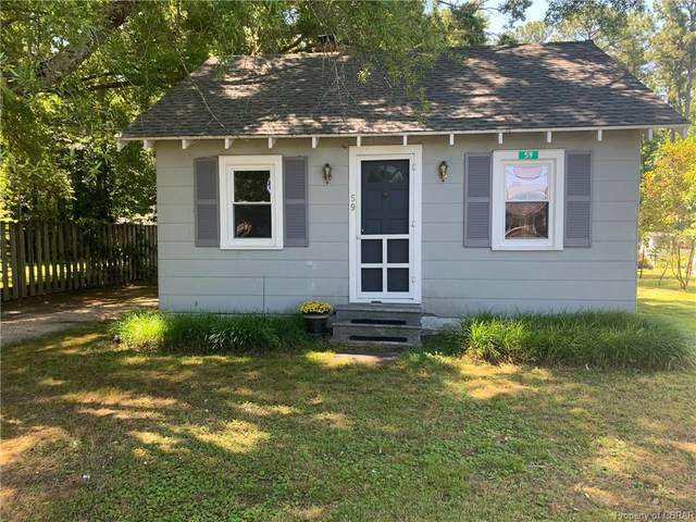 59 Roseneath Avenue, Lancaster, VA 22482 (MLS #2118499) :: The RVA Group Realty