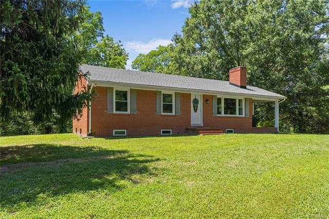 283 Rexburg Loop, Tappahannock, VA 22560 (MLS #2118505) :: Treehouse Realty VA