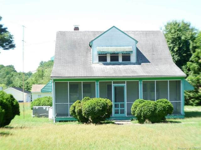 6862 Ware House Road, Gloucester, VA 23061 (MLS #2118508) :: EXIT First Realty