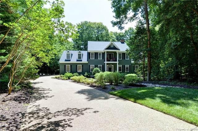 117 Westward Ho, Williamsburg, VA 23188 (MLS #2118510) :: The RVA Group Realty
