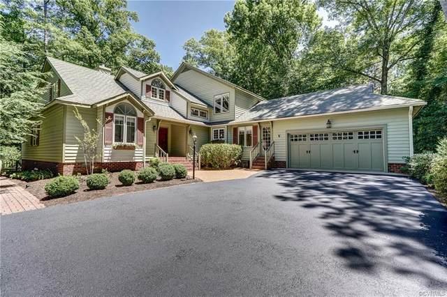 13709 Winterberry Ridge, Midlothian, VA 23112 (MLS #2118525) :: Small & Associates