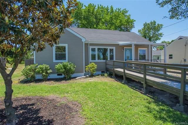 1737 Hopkins Road, Richmond, VA 23224 (MLS #2118537) :: EXIT First Realty
