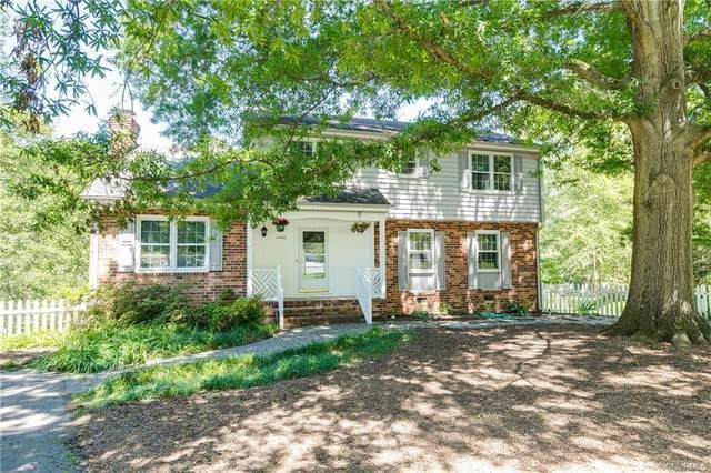 11400 Homestead Lane, Henrico, VA 23238 (MLS #2118552) :: EXIT First Realty