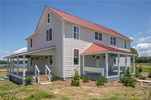 880 Beales Wharf Road, Montross, VA 22520 (MLS #2118557) :: EXIT First Realty