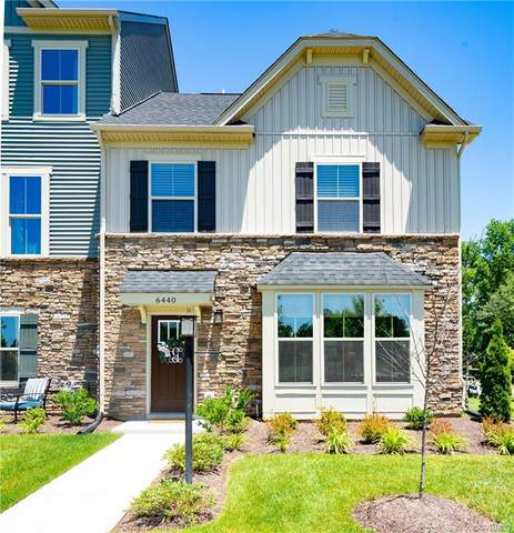 6440 Bilberry Alley, Moseley, VA 23120 (MLS #2118563) :: EXIT First Realty