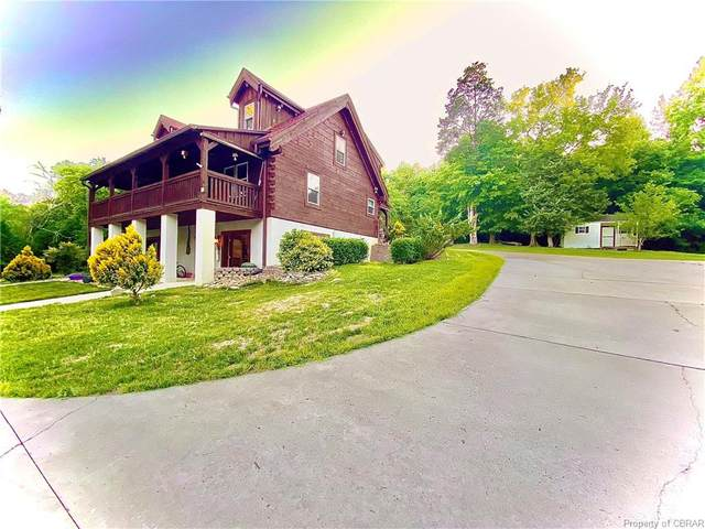 9500 Deep Bottom Road, Henrico, VA 23231 (MLS #2118571) :: EXIT First Realty