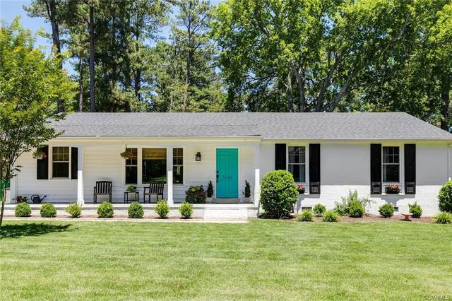 7620 Piney Branch Road, Richmond, VA 23225 (MLS #2118577) :: EXIT First Realty