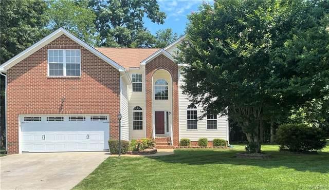 5624 Drayton Landing Court, Chester, VA 23831 (MLS #2118579) :: Treehouse Realty VA