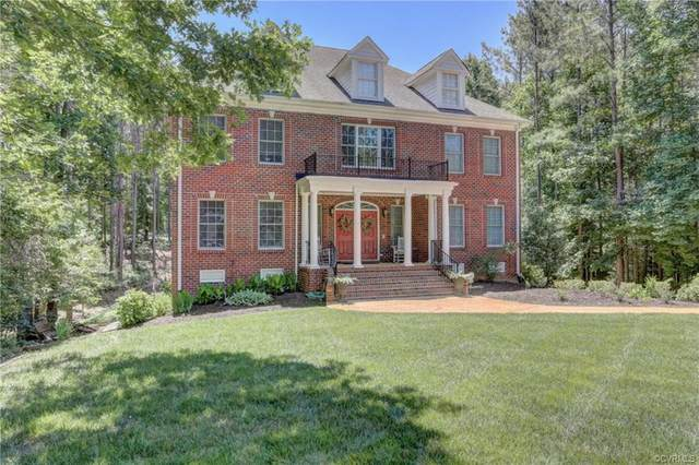 5165 Brandon Pines Way, Providence Forge, VA 23140 (MLS #2118582) :: EXIT First Realty