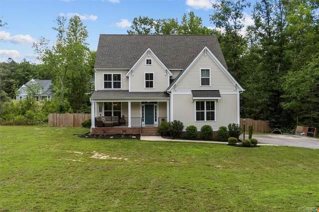 14024 Rockyrun Road, Chesterfield, VA 23838 (MLS #2118589) :: Small & Associates