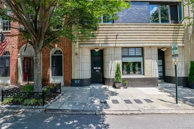 212 E Franklin Street Unit 3, Richmond, VA 23219 (MLS #2118628) :: Small & Associates