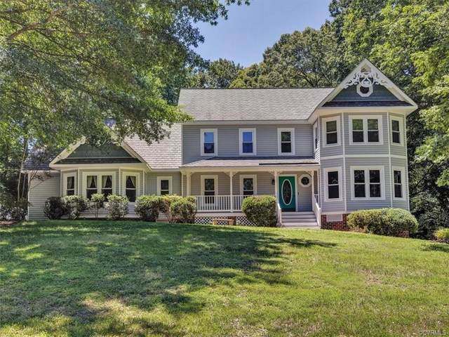 2804 St Regis Drive, North Chesterfield, VA 23236 (MLS #2118637) :: EXIT First Realty