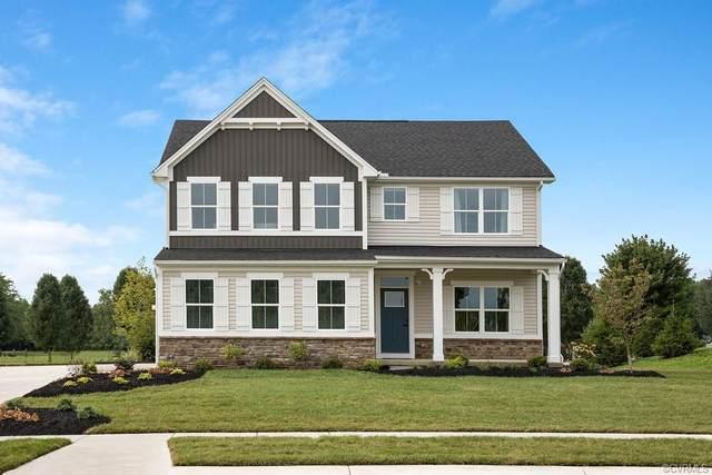 9213 Fairfield Farm Court, Mechanicsville, VA 23116 (MLS #2118641) :: Small & Associates