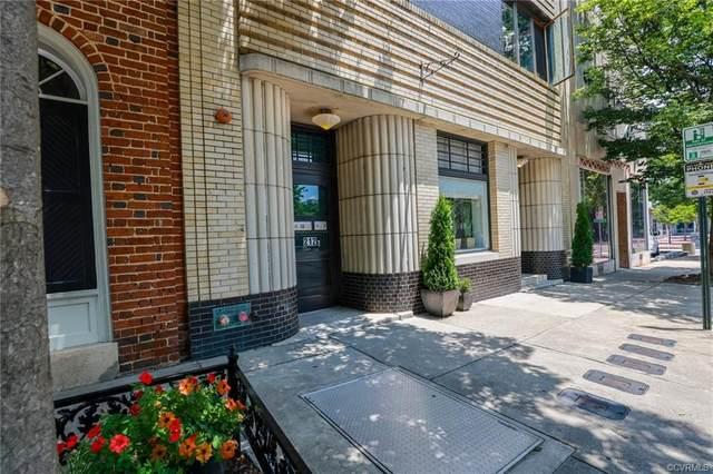 212 E Franklin Street Unit 4, Richmond, VA 23219 (MLS #2118667) :: Small & Associates