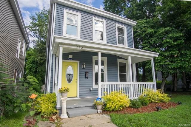 1722 N 20th Street, Richmond, VA 23223 (MLS #2118683) :: EXIT First Realty