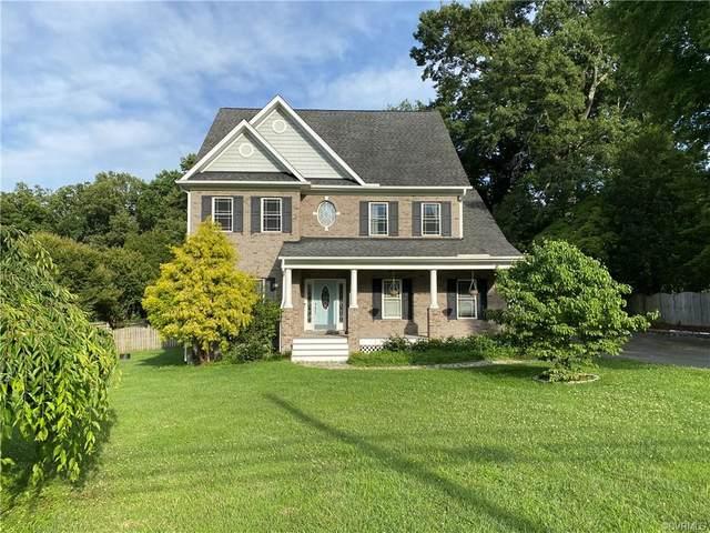 10633 Courtney Road, Glen Allen, VA 23060 (MLS #2118715) :: EXIT First Realty