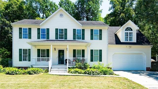 531 Trickling Creek Road, North Chesterfield, VA 23236 (MLS #2118725) :: Treehouse Realty VA