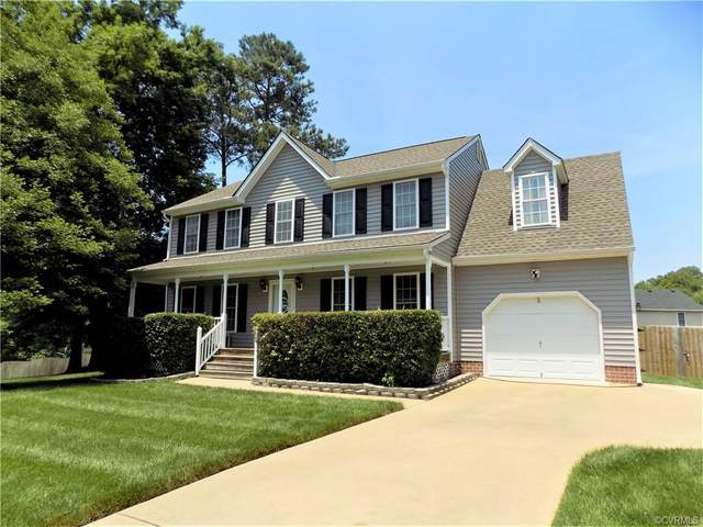 3100 Poinsetta Drive, Chester, VA 23831 (MLS #2118736) :: Small & Associates