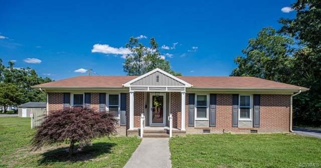 703 Brunswick Avenue, Blackstone, VA 23824 (MLS #2118753) :: The RVA Group Realty