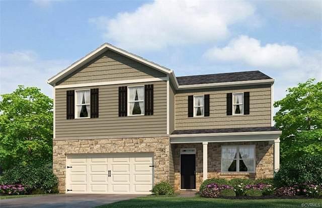 7430 Sedge Drive, New Kent, VA 23124 (MLS #2118755) :: EXIT First Realty