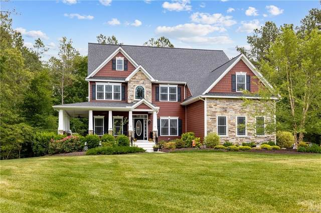 7431 Maclachlan Drive, Chesterfield, VA 23838 (MLS #2118763) :: EXIT First Realty