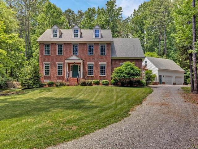 20018 Woodland Fox Lane, Hanover, VA 23146 (MLS #2118764) :: EXIT First Realty