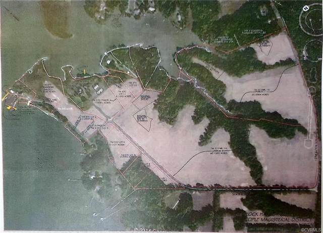 0 Beales Wharf, Montross, VA 22520 (MLS #2118785) :: EXIT First Realty