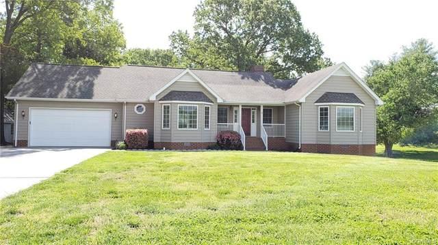 1319 Hoskins Drive, Tappahannock, VA 22560 (MLS #2118788) :: EXIT First Realty