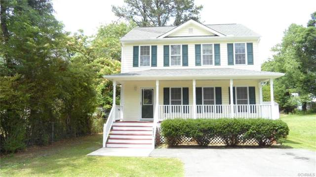 2704 General Boulevard, North Chesterfield, VA 23237 (MLS #2118789) :: Village Concepts Realty Group