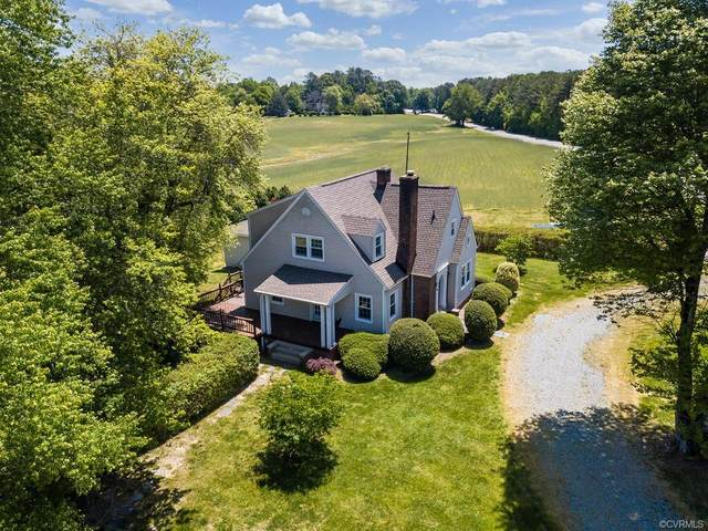 17068 Mountain Road, Montpelier, VA 23192 (MLS #2118816) :: EXIT First Realty