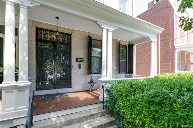 422 N Stafford Avenue, Richmond, VA 23220 (MLS #2118857) :: The Redux Group
